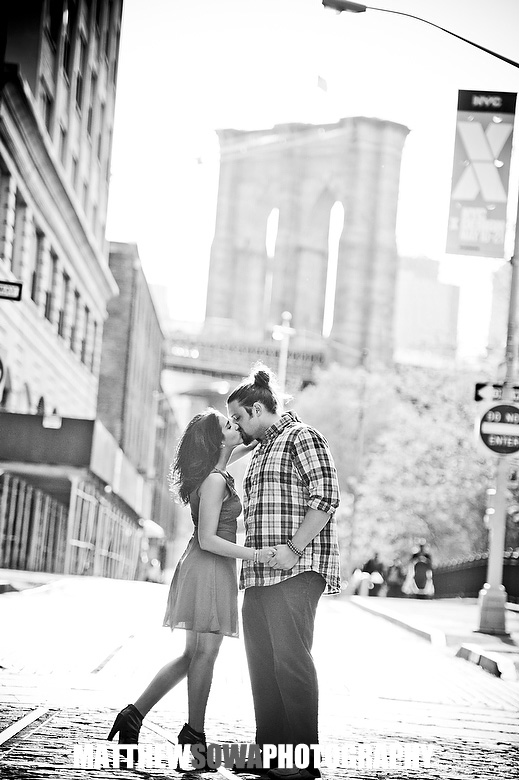 47.NYC engagement session
