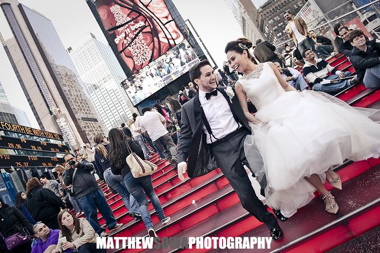 66 Manhattan wedding photography