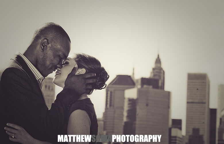 8 NYC engagement photos