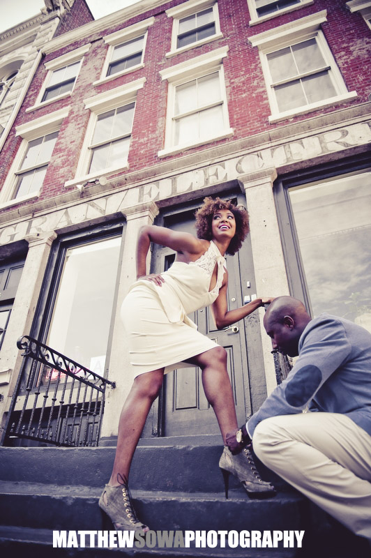 2A engagement nyc photography