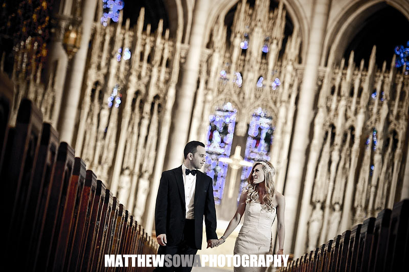 42..The Riverside Church wedding