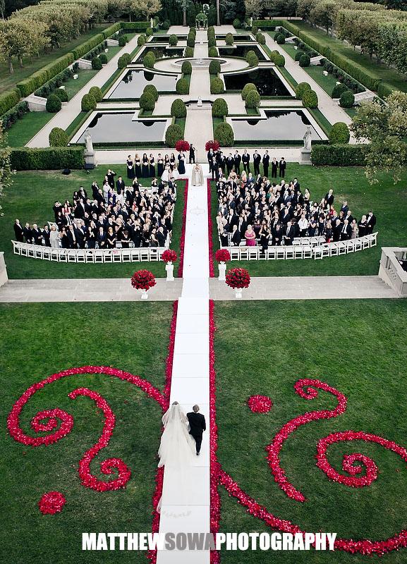 47 images ceremony of oheka castle wedding photography