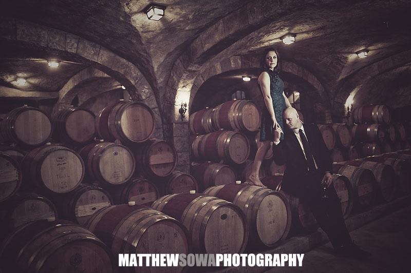 10 raphael winery engagemnet