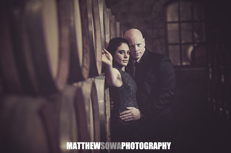 4 raphael winery engagement photography
