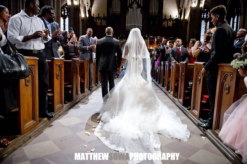 37hh Trinity church NYC wedding images
