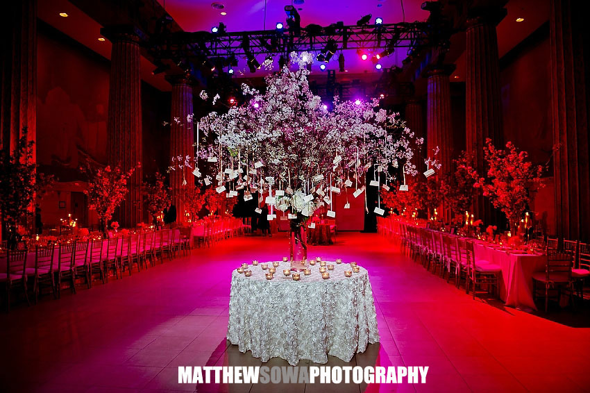 70aa. NYC Broad street ballroom wedding images