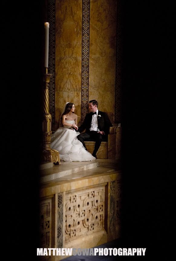 29. NYC wedding ceremony