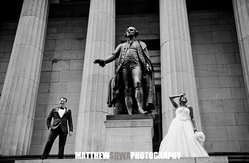 18. wall street wedding photography