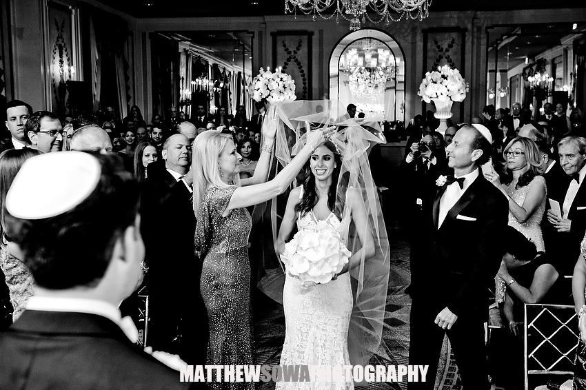 19.The Pierre, A Taj Hotel wedding New York City