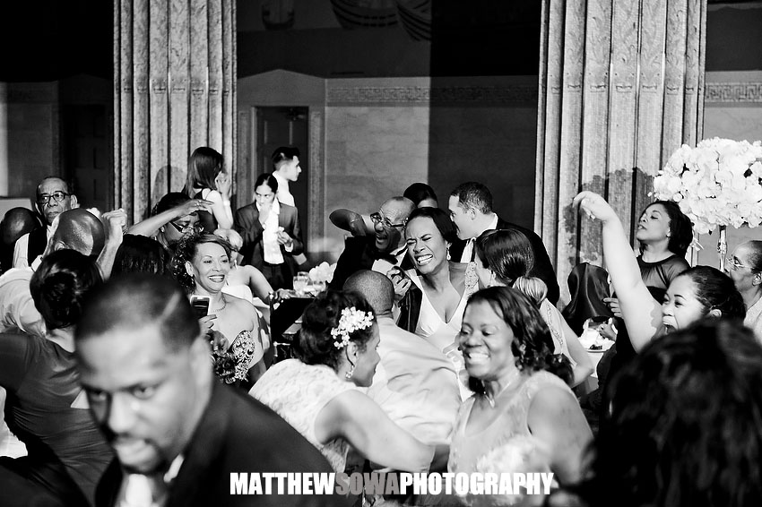 32.NYC broad street ballroom wedding images