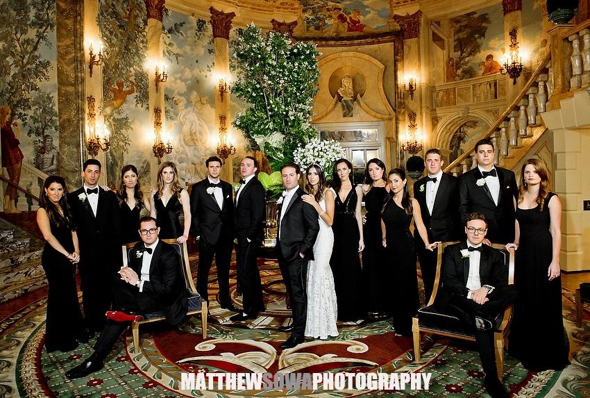 40_1. Manhattan bridal part wedding at The Pierre, A Taj Hotel wedding NYC