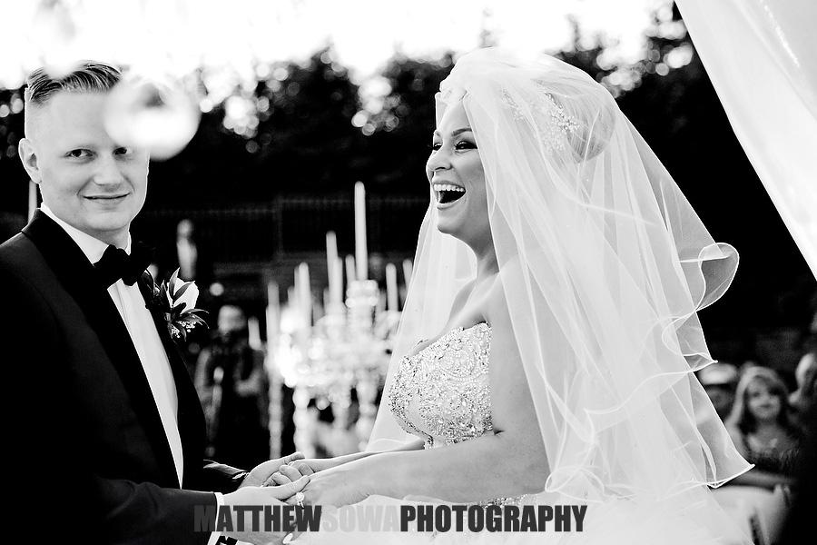 26 The Grove NJ wedding ceremony