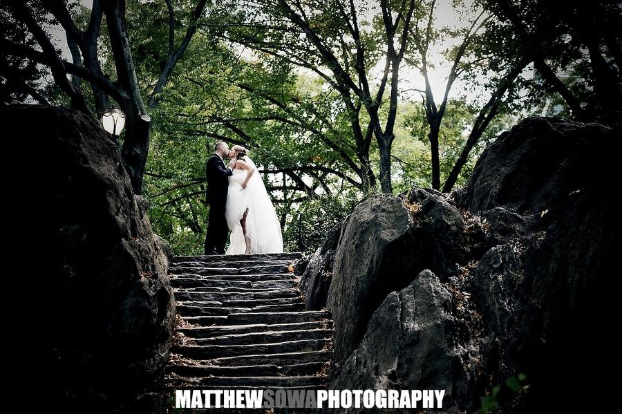 25 CENTARL PARK WEDDING