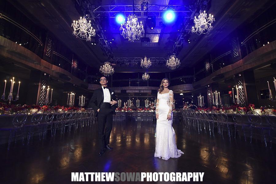 58 wedding images The Edison Ballroom NYC