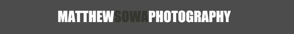 MATTHEW SOWA PHOTOGRAPHY logo